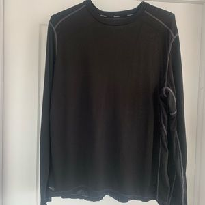 Russell training fit long sleeve performance tee